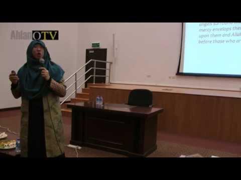 Seminar Islamic Finance - Doha-Qatar, Dr. Murniati Mukhlisin, M. Acc.