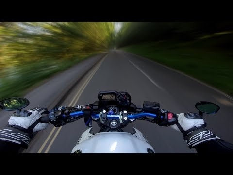Yamaha XJ6 Test Ride/First Impressions