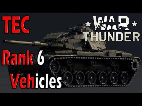 War Thunder - Gamescom - Day 1 Recap - Rank 6 Vehicles