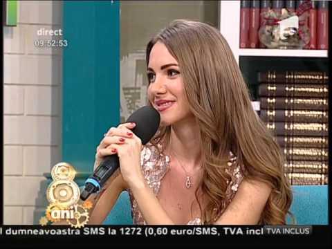 """Senzuala Otilia lansează videoclipul hitului """"Diamante"""""""
