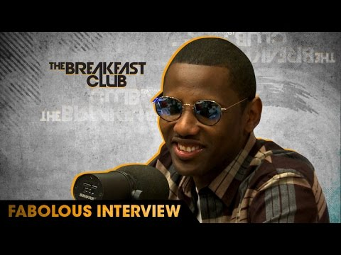 Fabolous Interview With The Breakfast Club...