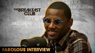 Fabolous Interview With The Breakfast Club (9-15-16)