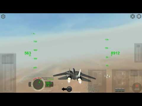 Rortos Airfighters || Recreation of Iraq Oil sites Bombing operation by F14 Tomcat
