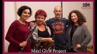 An Ashkenazi Wedding Song by the mazl girls project