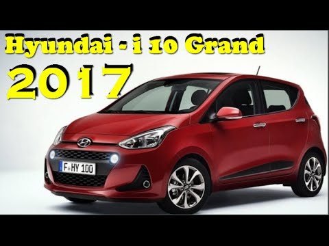 new hyundai grand i10 2017 with all specification youtube. Black Bedroom Furniture Sets. Home Design Ideas