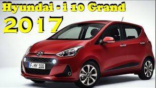 new hyundai grand i10 2017 with all specification