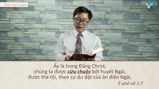 VHOPE | Ê-phê-sô 1:7 - Ý Nghĩa Sự Cứu Chuộc | Đèn Soi Bước 7