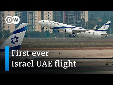 Israel and United Arab Emirates continue to normalize relations | DW News