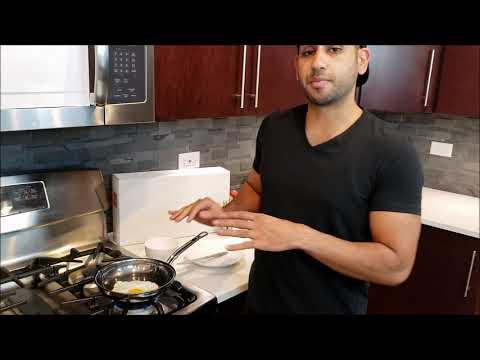 Hestan Nanobond 8.5 Inch Fry Pan Test