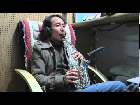 Forever In Love(Kenny G)-curved Sop Saxo By Mansury