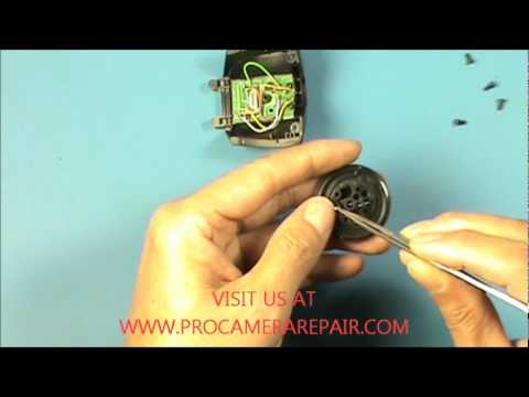How to: Hot Shoe Mount Replacement for Canon Speelite 580EX
