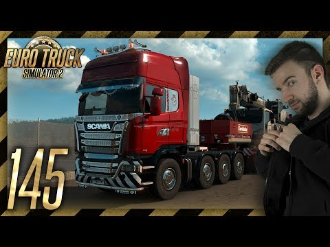 HEAVY CARGO DLC | Euro Truck Simulator 2 #145