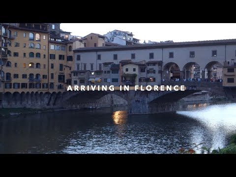 Back in Florence, Italy | Vlogust Day 25