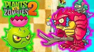 ZMASOWANY KOLCZASTY ATAK!   PLANTS VS ZOMBIES 2 #86 #admiros