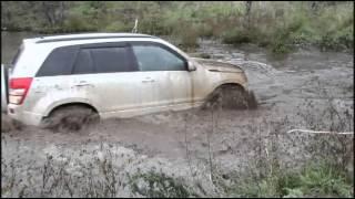 Витара в болоте