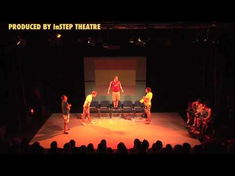 Departure Lounge: A Musical by Dougal Irvine - Production Montage (Liverpool, 2012)