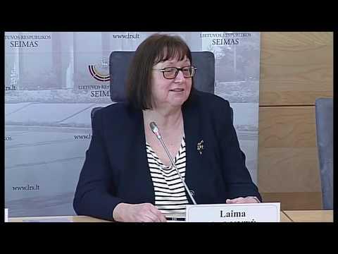 2019-04-03 Seimo narių A. Norkienės ir T. Tomilino sp. konf.