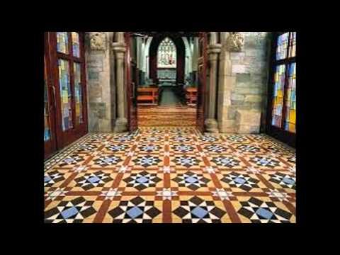 Victorian Floor Tiles Youtube