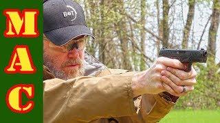 New Rex Delta polymer framed pistol!