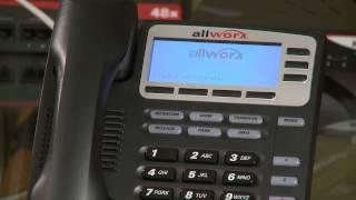 allworx phone demo hot desking