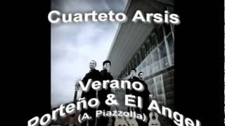 Obra interpretada por el Cuarteto Arsis, de Valladolid (España) www...