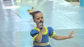 """Песня Принцессы"" - Яна Пузанкова. 18.08.2015."