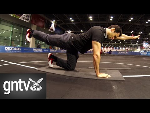 Five ways to improve core strength - GN Guides