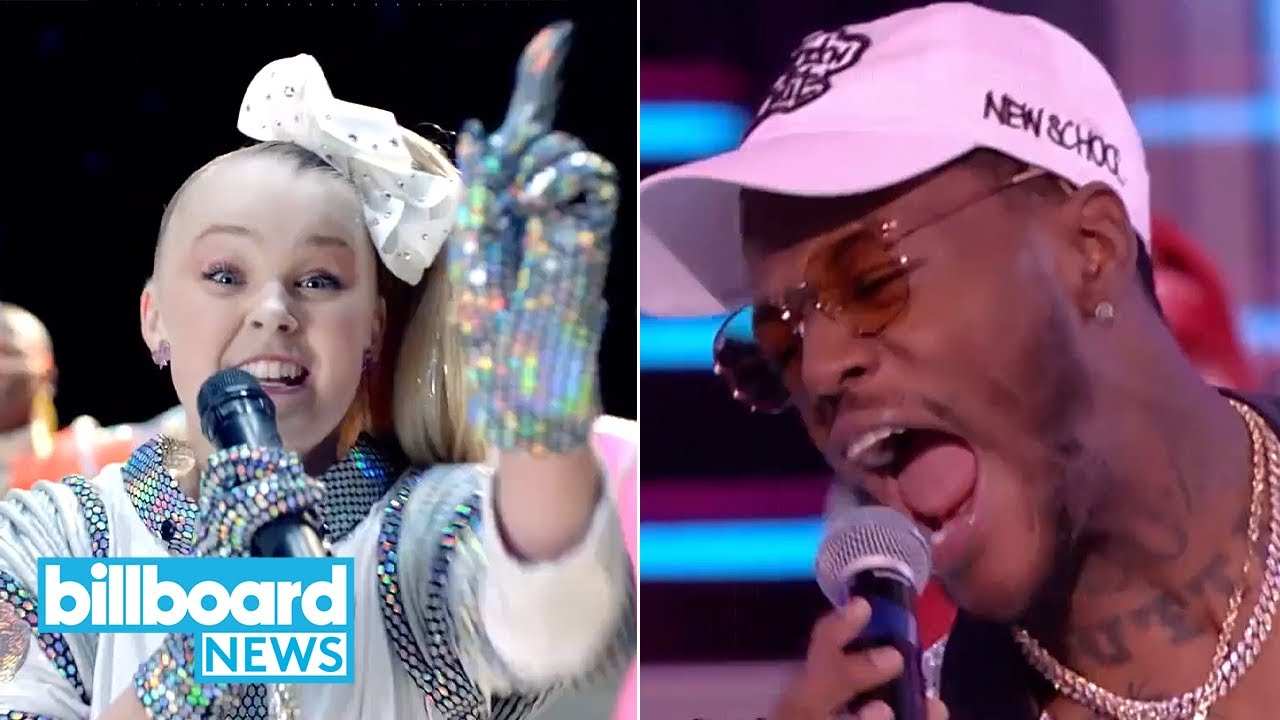 Jojo Siwa Loses Ponytail Nick Cannon Wants Eminem On Wild N Out More Billboard News Youtube