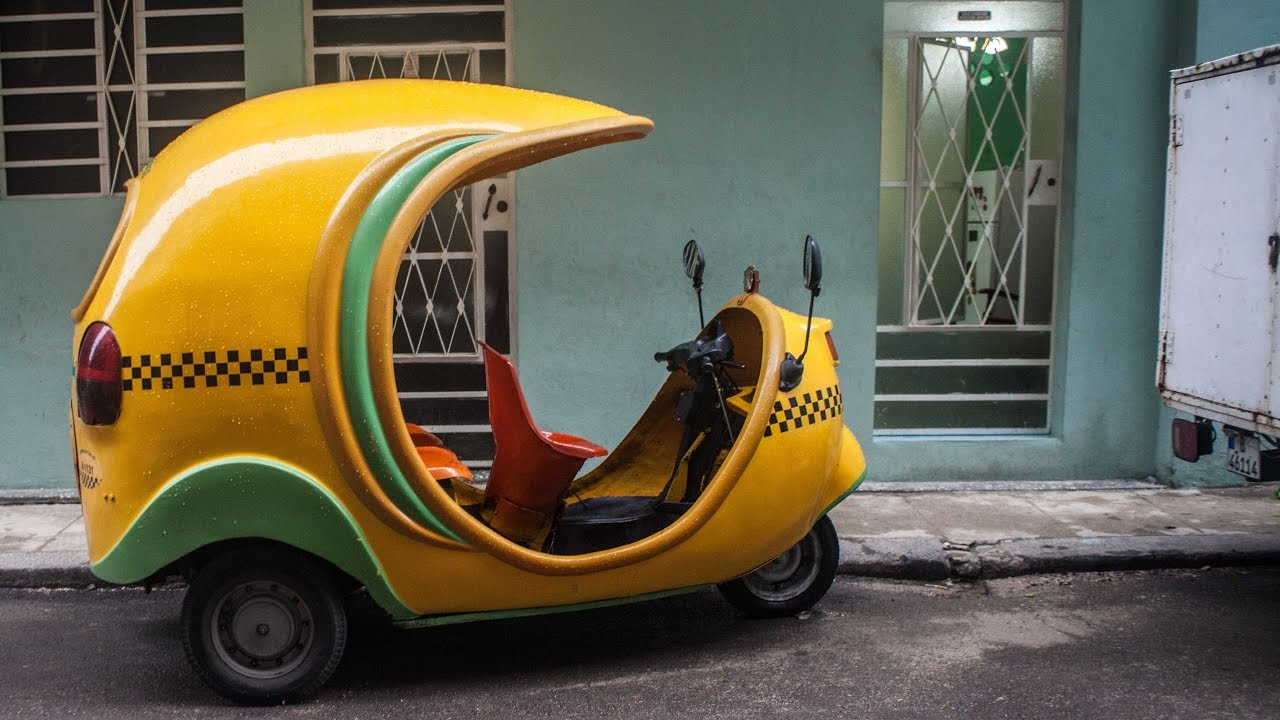 how to get a cab from havana airport
