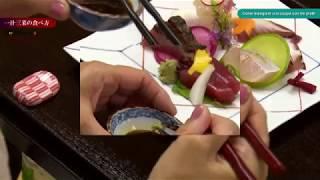 """Come mangiare """"una zuppa e tre piatti"""" -一汁三菜の食べ方-"""
