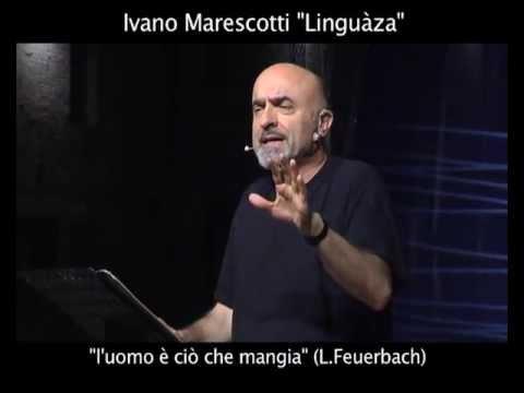 Ivano Marescotti in Linguàza - Roberto Salani