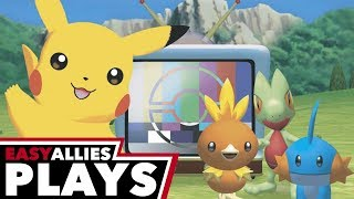 Kyle Quits Pokémon Channel and Then Plays More Smash Bros (Pt. 1)