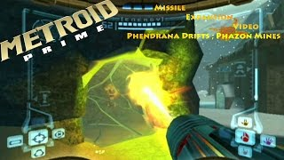 Metroid Prime ~Phendrana Drifts and Phazon Mines Missile Expansions~ Part# Bonus 3
