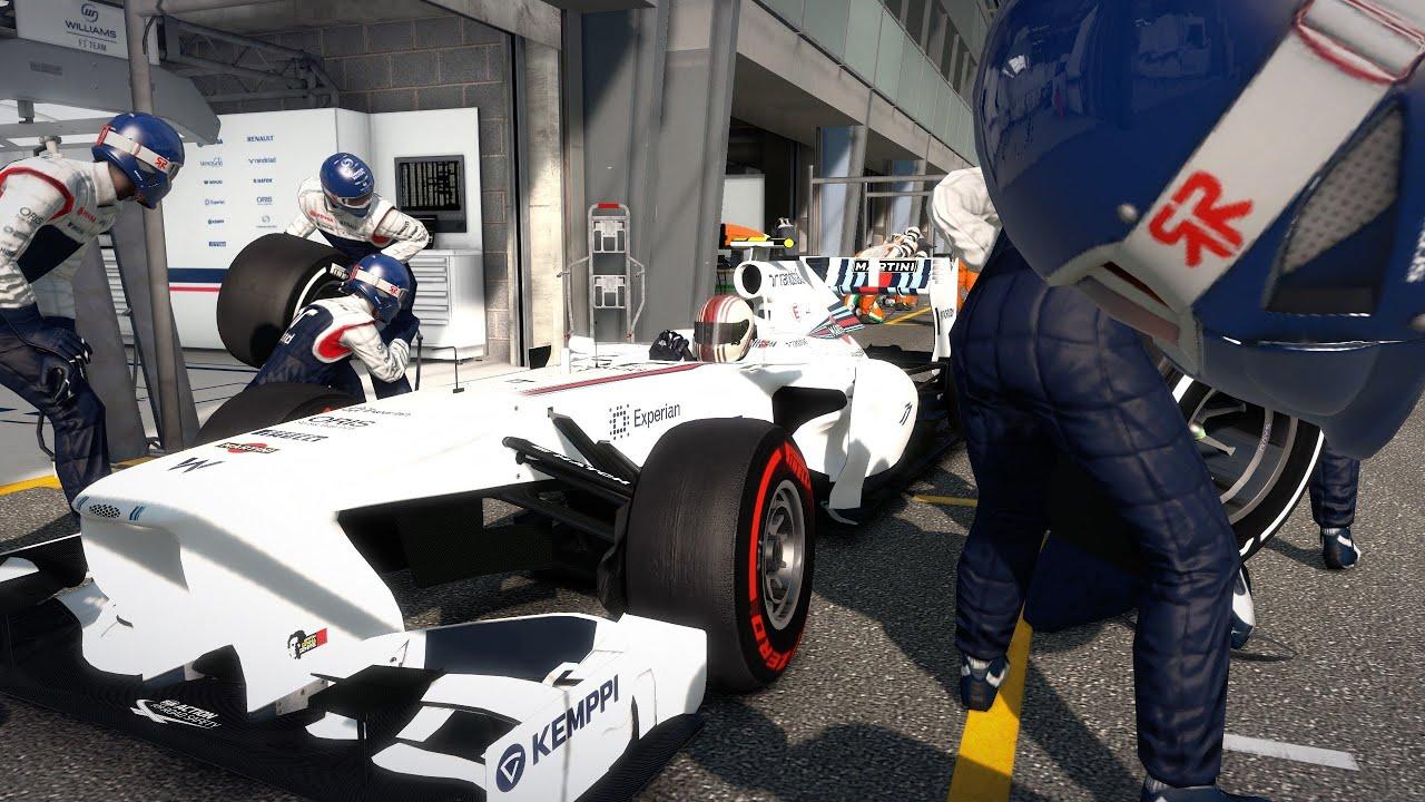 Williams F1 2014 Livery