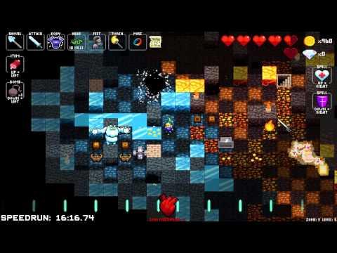 Crypt of the Necrodancer - All Zones Mode (Cadence)