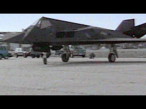 Why the F-117 Nighthawk Isn't Worried About Radar Detection
