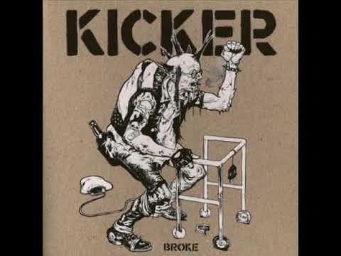 Kicker - Broke EP
