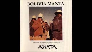 13 Sikuri De Italaque Bolivia Manta Anata