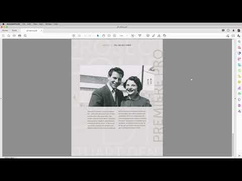 Adobe InDesign + Acrobat | Interactive PDF | Adding Video & Video Skin - Updated for InDesign v.15
