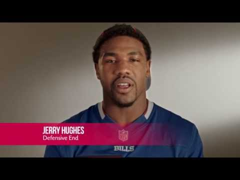 How Buffalo Bills Defensive End Jerry Hughes Gets Ready For A Bench Press Test – Independent Health