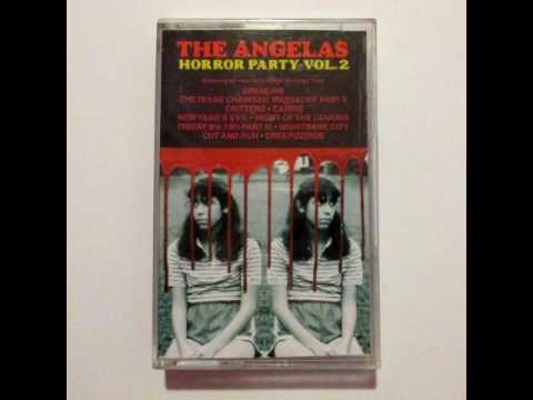 The Angelas - Goo Goo Muck Instrumental Version (The Cramps cover)
