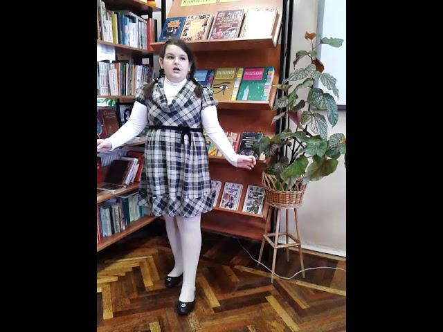 Изображение предпросмотра прочтения – «ГБОУ школа № 612 Центрального района Санкт-Петербурга» читают произведение «Лето» Н.Зидорова