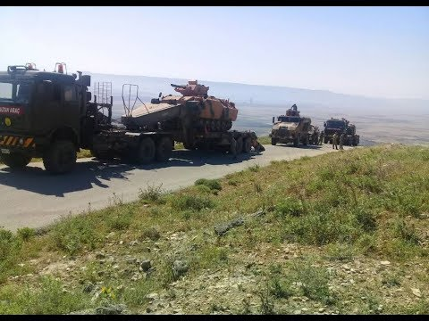 Turkey threw forces to the west of Idlib. 12th observation post in Syria