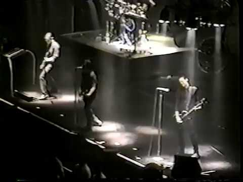 Nine Inch Nails - live East Rutherford 1995