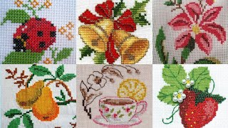 Very Attractive And Elegant New Cross Stitch Patterns For Everything