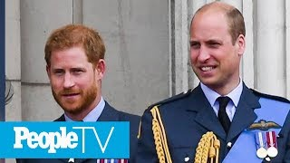 How Baby Archie Could Help Unite Prince Harry And Prince William | PeopleTV