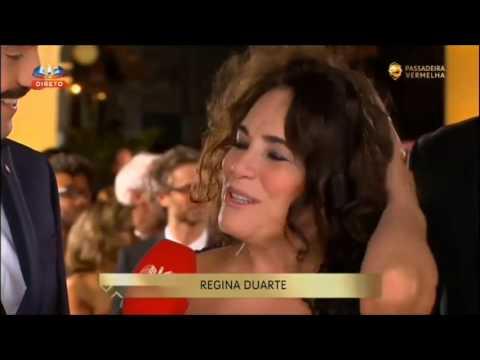 Globos de ouro SIC - Regina Duarte, Kiko e Ricardo