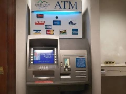 ATM response code