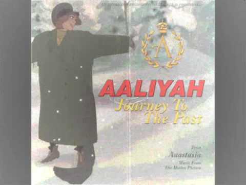 Aaliyah karaoke journey to the past