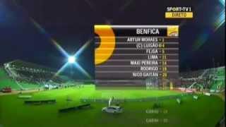 Resumo Rio Ave 1 3 Benfica 13 14